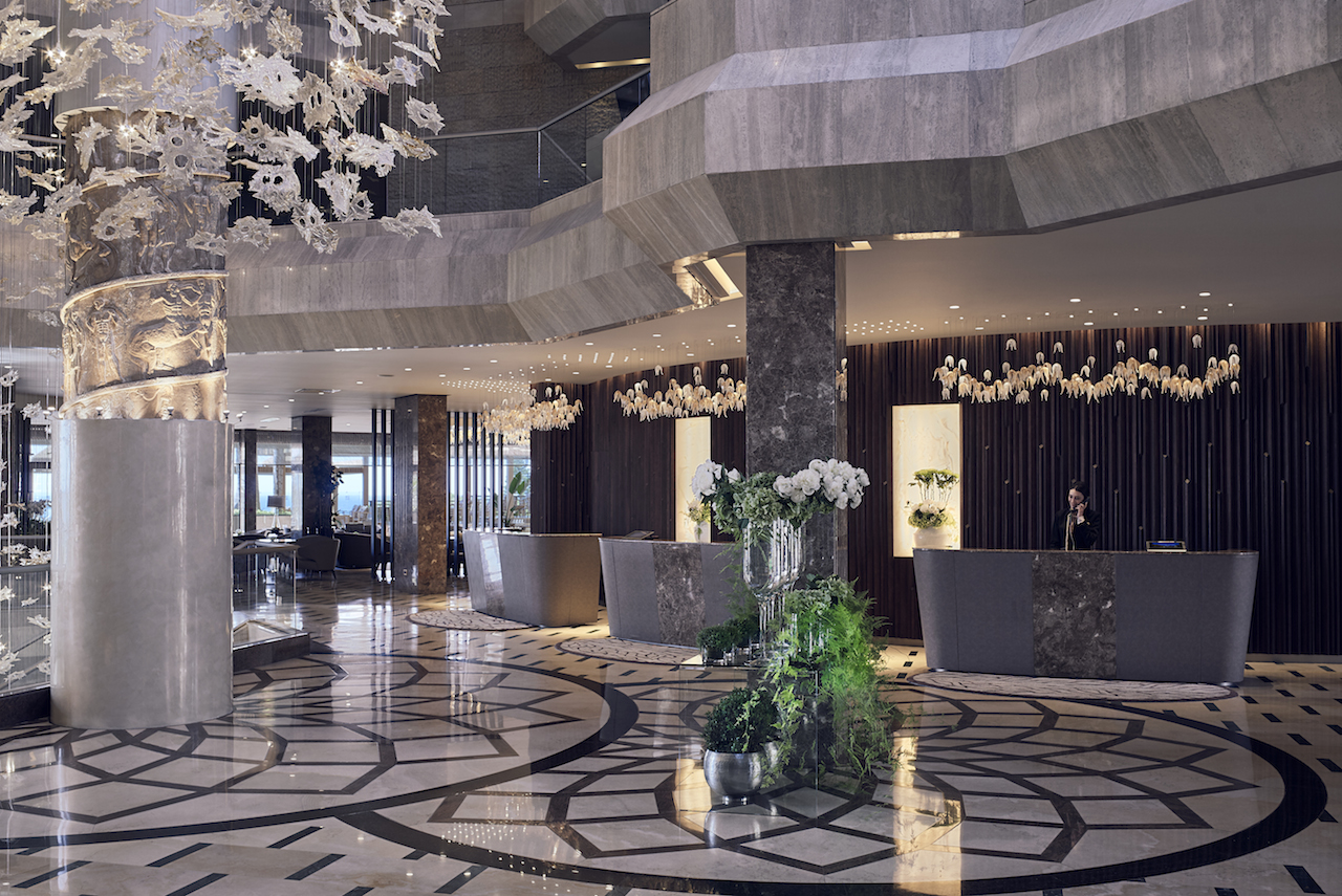 Four Seasons Limassol Lobby